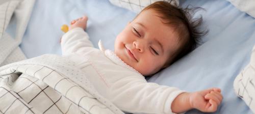 10 фактів про сон малюків