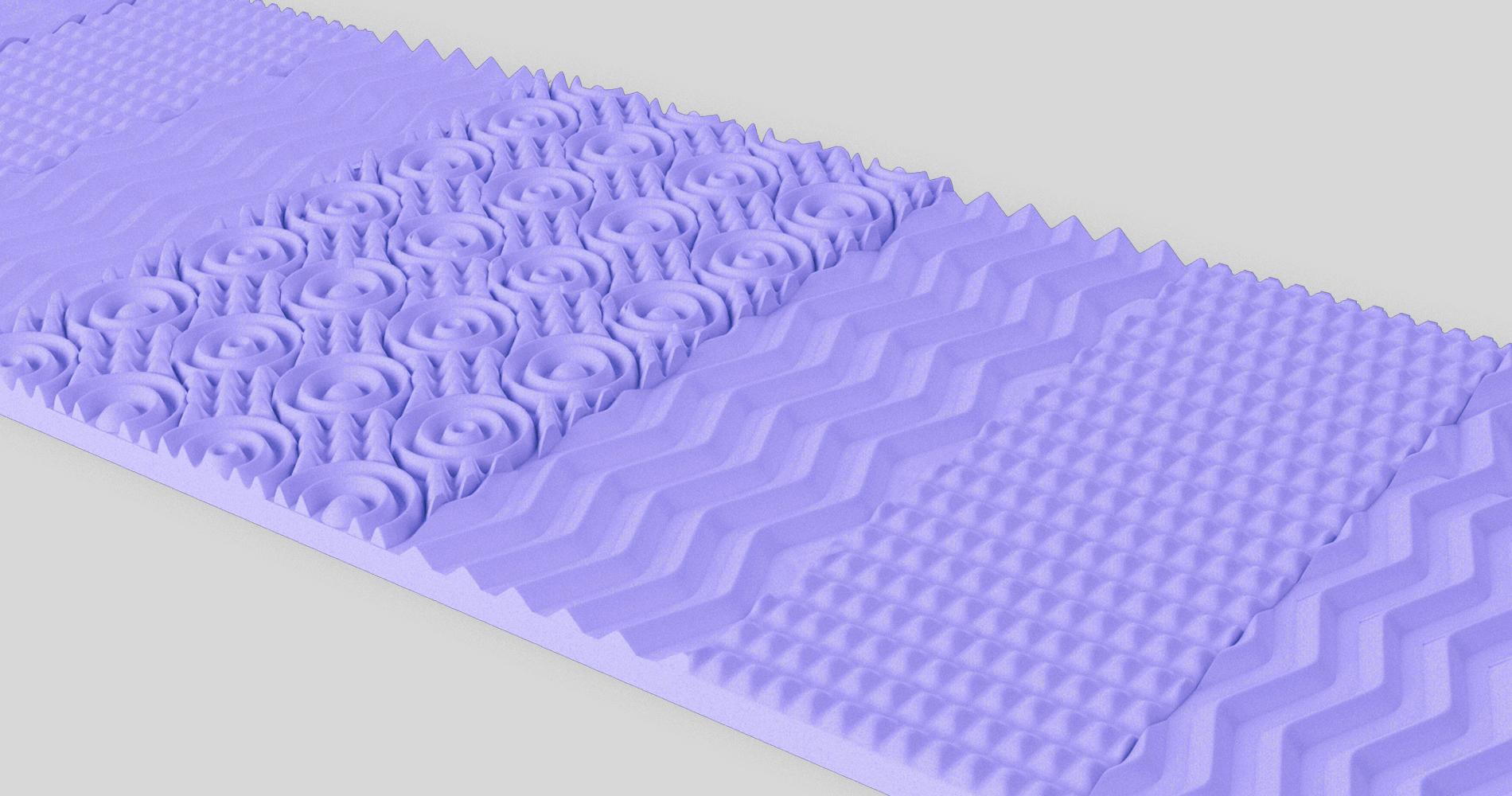 Seven-Z foam