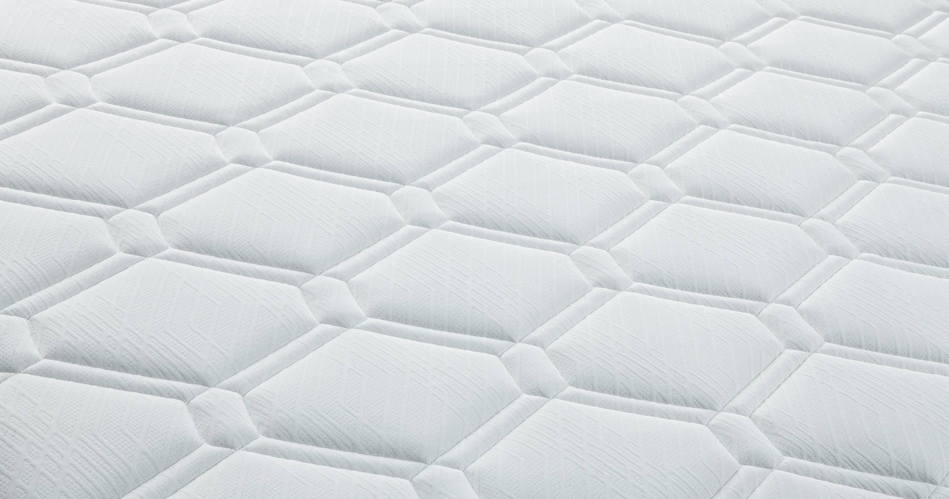 Тканина стрейч з об'ємною прошивкою та ефектом «зима-літо»:
